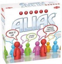 Настольная игра Элиас для всей семьи / alias family